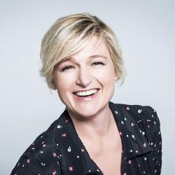 Anne-Elisabeth Lemoine - Présentatrice