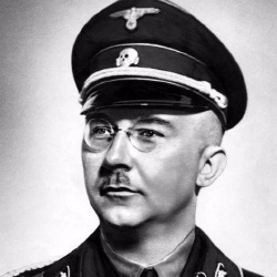 Heinrich Himmler - Militaire