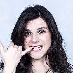 Laura Domenge - Présentatrice