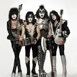 Kiss - Groupe de Musique