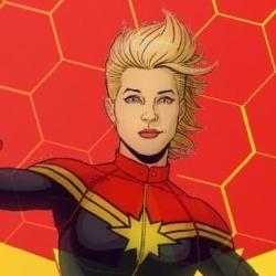 Captain Marvel - Personnage de fiction