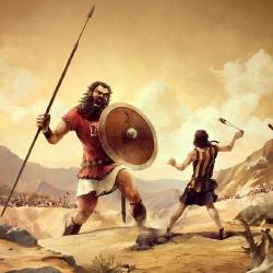 David & Goliath - Personnage de fiction
