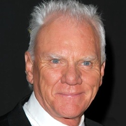 Malcolm McDowell - Guest star