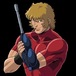 Cobra - Personnage d'animation