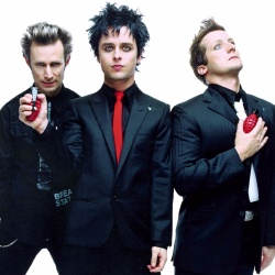 Green Day - Groupe de Musique