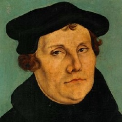 Martin Luther - Religieux
