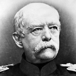 Otto von Bismarck - Politique