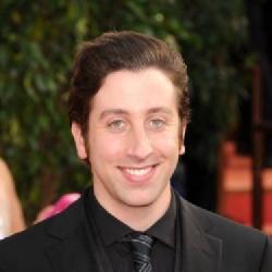 Simon Helberg - Acteur