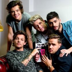 One Direction - Groupe de Musique