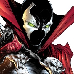 Spawn - Personnage d'animation