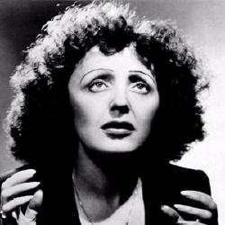 Edith Piaf - Chanteuse