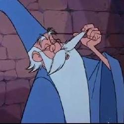 Merlin l'enchanteur - Personnage de fiction