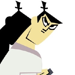 Jack - Personnage d'animation