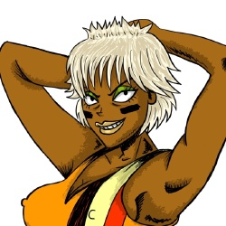 Gaz Digzy - Personnage d'animation
