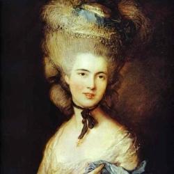 Georgiana Cavendish - Aristocrate