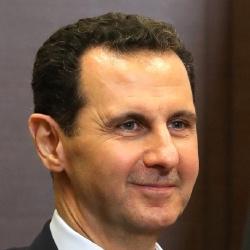 Bachar al-Assad - Politique