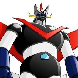 Great Mazinger - Personnage d'animation