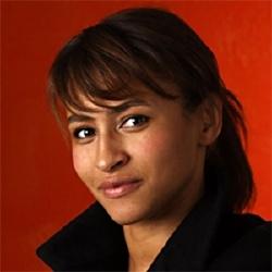 Léonie Simaga - Actrice
