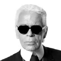 Karl Lagerfeld - Styliste