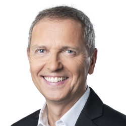 Thomas Hugues - Présentateur