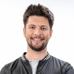 Maxime Geraci - Présentateur, Invité