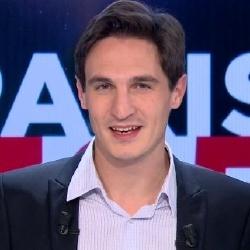 Maxime Brami - Présentateur