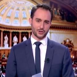 Quentin Calmet - Présentateur