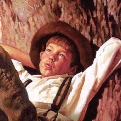 Tom Sawyer - Personnage de fiction
