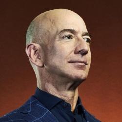 Jeff Bezos - Homme d'affaire