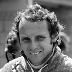 Niki Lauda - Pilote