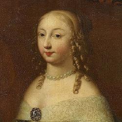 Marie de Montpensier - Aristocrate