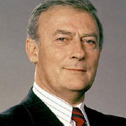 Edward Woodward - Acteur