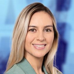 Gabrielle Lourenço - Présentatrice