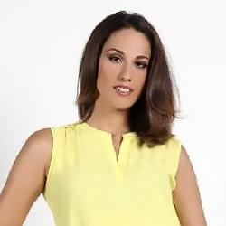 Charlotte Namura - Présentatrice