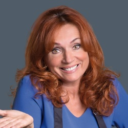 Marina Raibaldi - Présentatrice