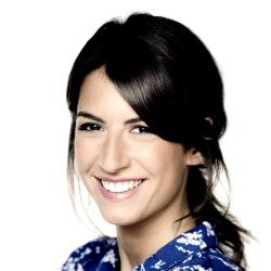 Hélène Mannarino - Présentatrice