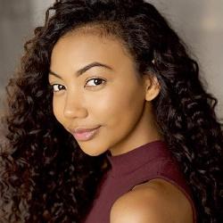 Asia Jackson - Actrice
