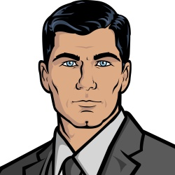 Sterling Archer - Personnage d'animation