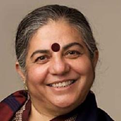Vandana Shiva - Invitée