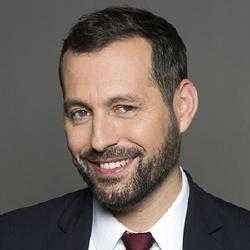 Christophe Gascard - Présentateur
