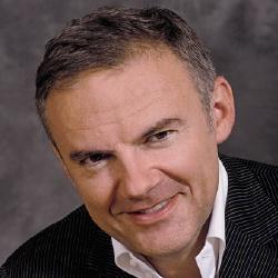 Eric Brunet - Présentateur