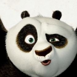 Po Ping - Personnage d'animation