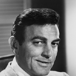 Mike Connors - Acteur