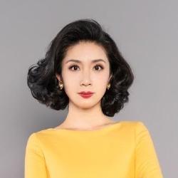 Wang Mangmang - Présentatrice