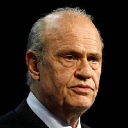 Fred Thompson - Acteur