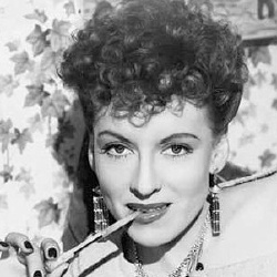 Virginia Gregg - Actrice