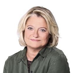 Marina Carrère d'Encausse - Présentatrice