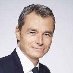 Sébastien Borgnat - Présentateur