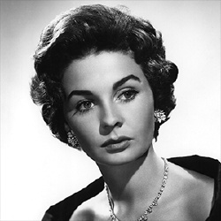 Jean Simmons - Actrice