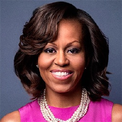 Michelle Obama - Guest star